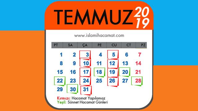 2019-temmuz-ayı-hacamat-takvimi-günler--sünnet
